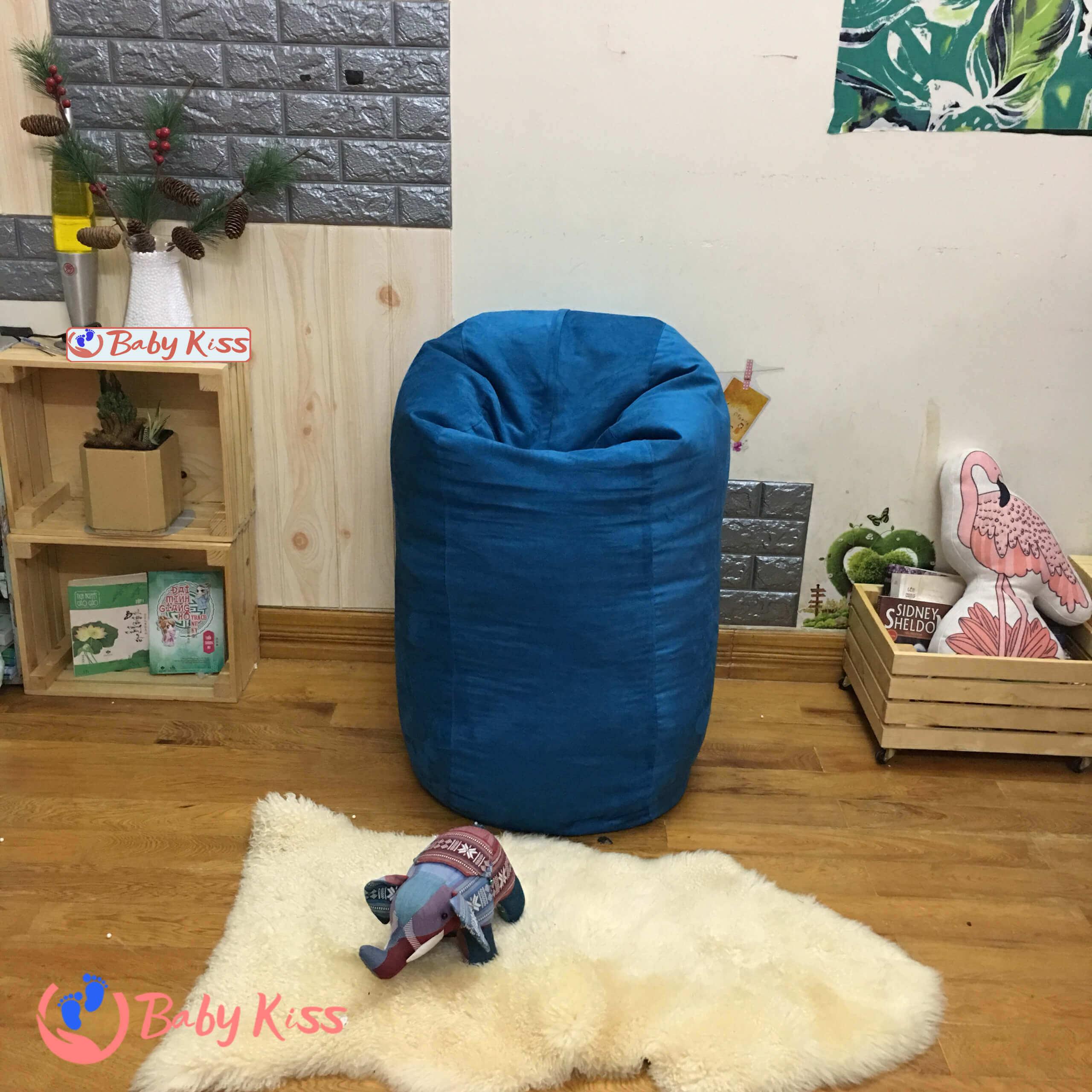 Gối lười ghế lười hạt xốp tại Quận Phú Nhuận TPHCM giá rẻ số 1