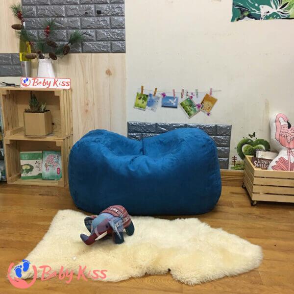 Gối lười ghế lười hạt xốp tại Quận Phú Nhuận TPHCM uy tín