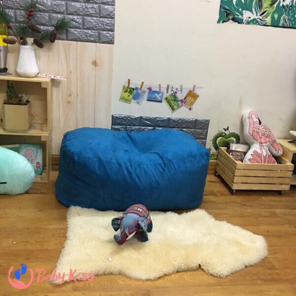 Gối lười ghế lười hạt xốp tại Quận Phú Nhuận TPHCM uy tín chất lượng giá rẻ chính hãng