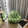 Gối lười ghế lười hạt xốp tại quận Tân Bình HCM chất lượng