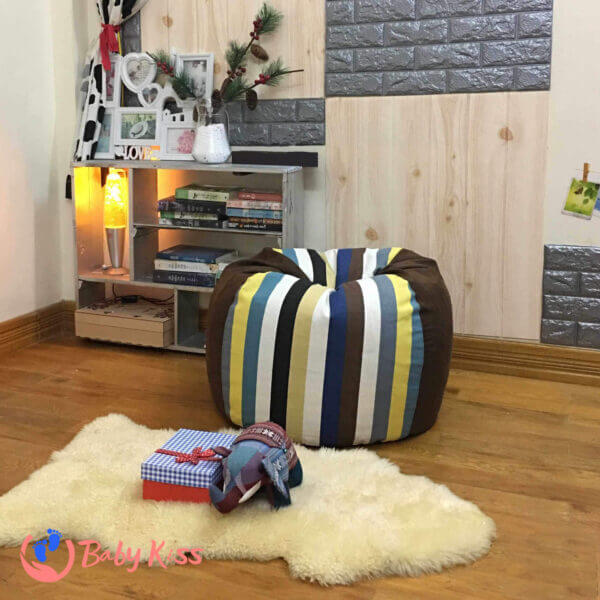 Gối lười ghế lười hạt xốp tại quận Tân Phú uy tín chất lượng giá rẻ