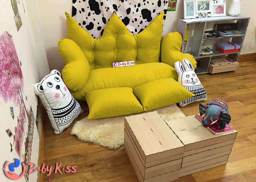 Ghế lười sofa đọc sách TPHCM giá rẻ uy tín chất lượng số 1