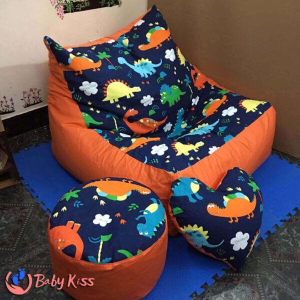 ghế lười sofa cho bé giá rẻ uy tín chất lượng HCM