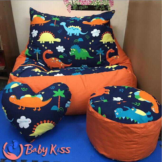 ghế lười sofa cho bé giá rẻ uy tín chất lượng TPHCM