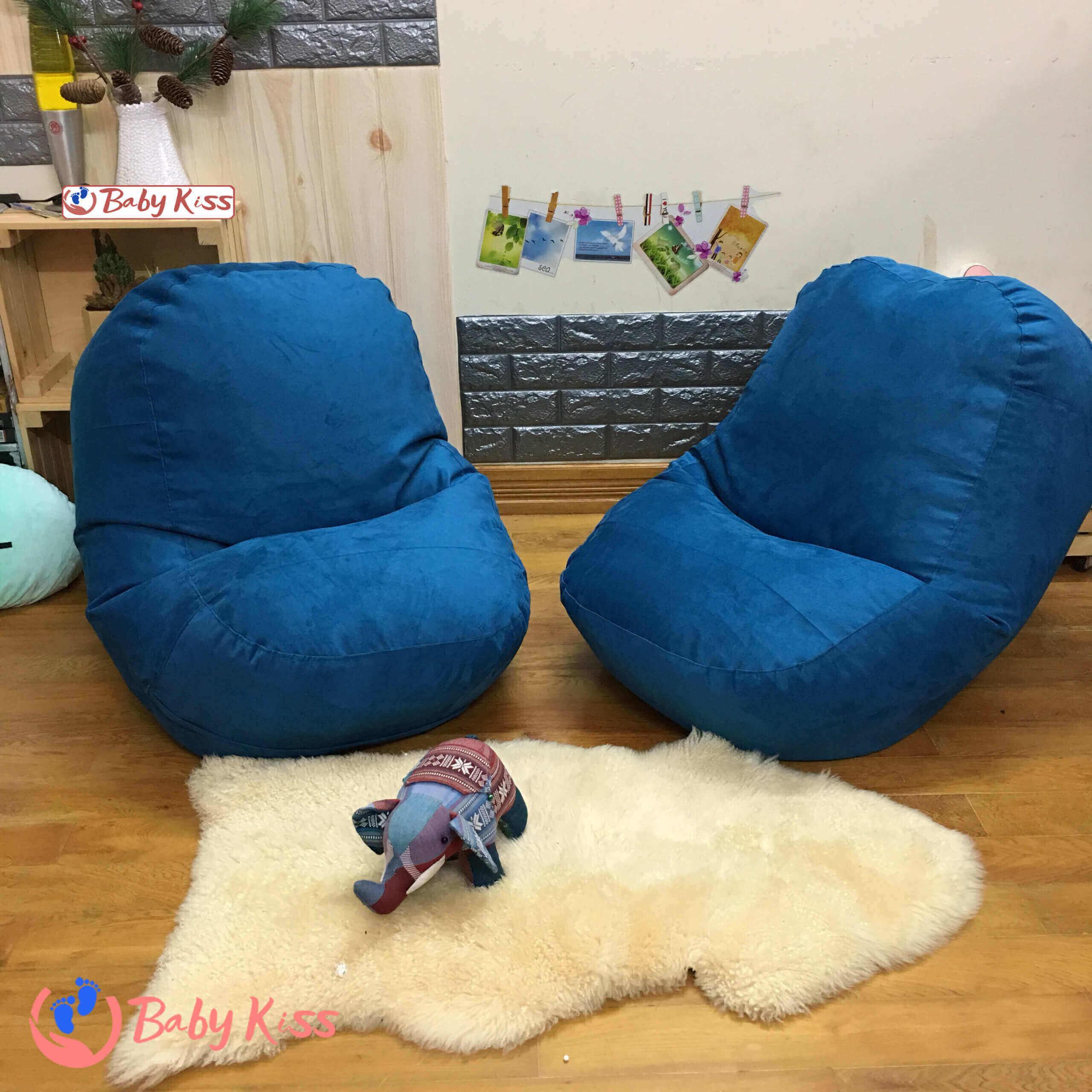 Ghế lười bệt cao cấp (gối lười ghế lười hạt xốp) và mệnh Thuỷ