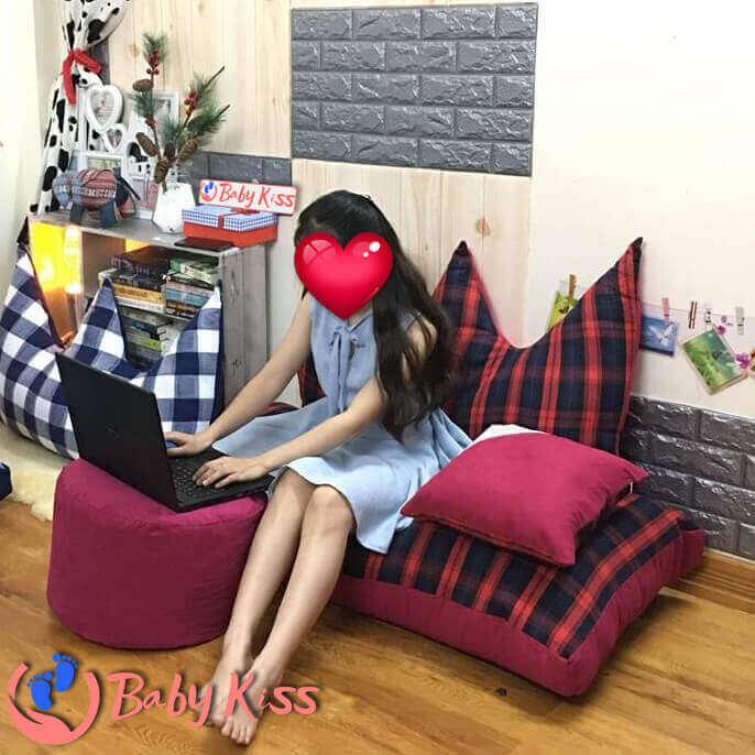 ghế lười sofa cho bà bầu giá rẻ uy tín chất lượng TPHCM
