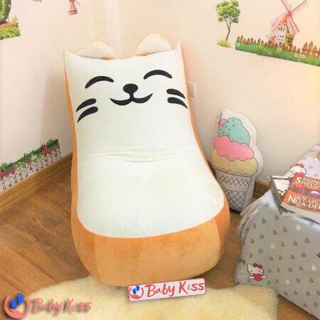 ghế lười hạt xốp sofa cho bé uy tín chất lượng giá rẻ số 1 HCM