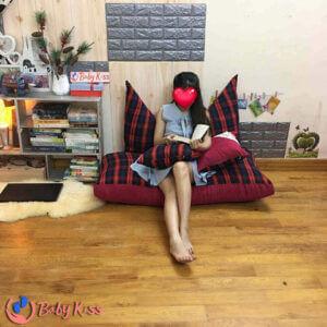 Ghế lười sofa bền đẹp uy tín chất lượng giá rẻ số 1 HCM
