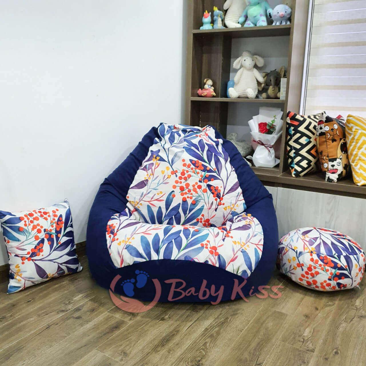 Ghế lười Beanbag có nên dùng vào mùa mưa ở TPHCM 2021?
