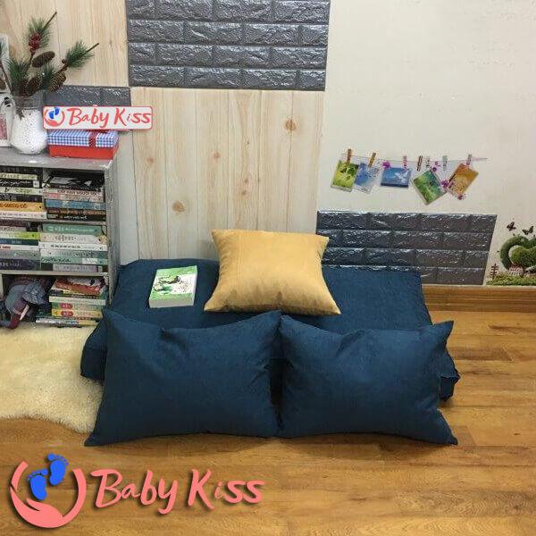 gối lười ghế lười đọc sách dáng sofa cao cấp uy tín chất lượng giá rẻ số 1 HCM