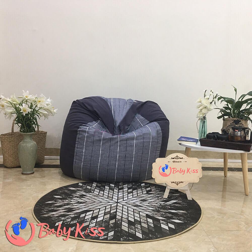 Gối lười ghế lười giọt nước HCM giá rẻ số 1