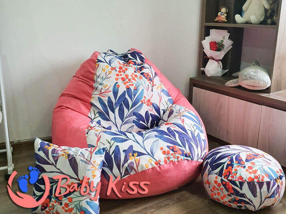 Gối lười ghế lười hạt xốp tại Long An uy tín chất lượng giá rẻ đẹp nhất