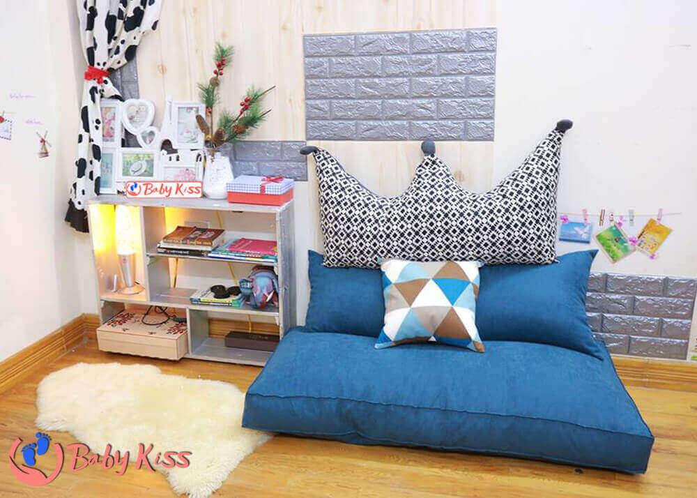 Gối lười ghế lười hạt xốp sofa giá rẻ uy tín chất lượng số 1 HCM