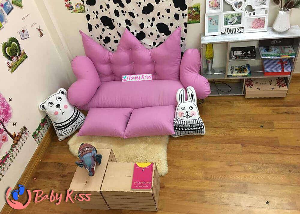 Gối lười ghế lười hạt xốp sofa giá rẻ uy tín chất lượng số 1