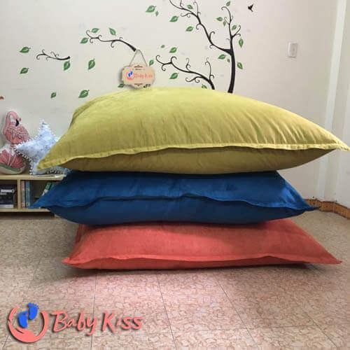 Ghế lười hạt xốp đồ chơi trẻ em 4 tuổi
