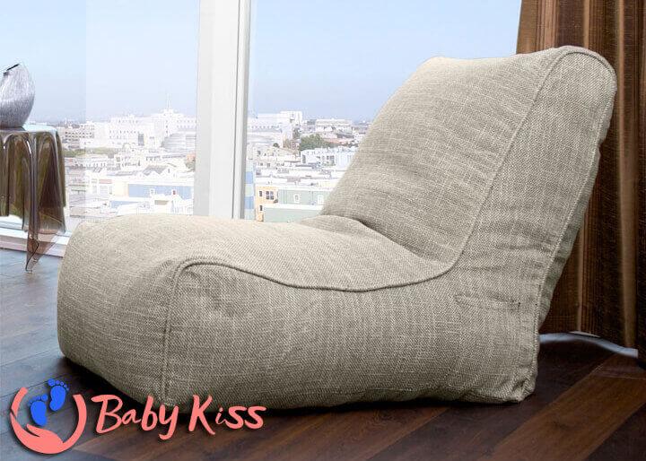 Gối lười ghế lười hạt xốp sofa HCM giá rẻ