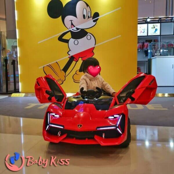 Oto cho trẻ con OT0001 - Nel - 630 là mẫu ô tô đồ chơi trẻ con HOT