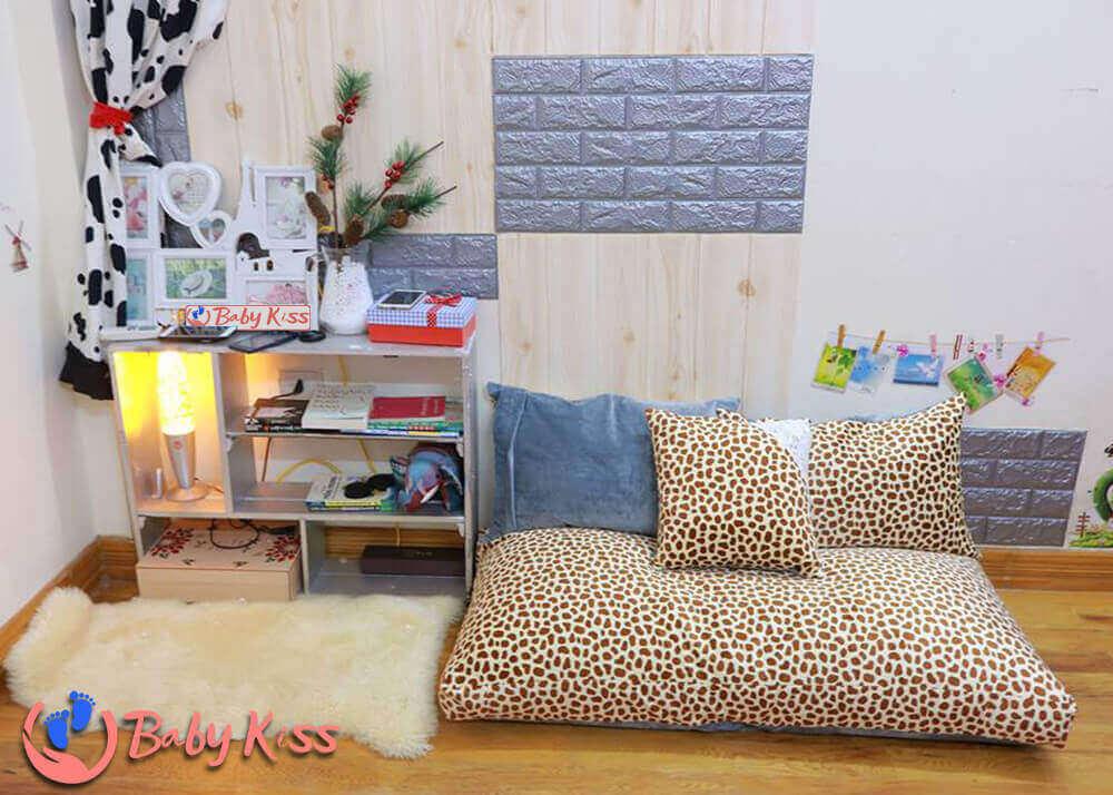 ghế lười hạt xốp sofa thư giãn giá rẻ số 1 TPHCM